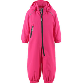 Reima Hauho Reimatec Overall Barn candy pink